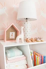 Emily Henderson Pillowfort Target Nursery Makeover Baby Girl Pink ...