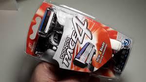 <b>Dorco Pace 4</b> Razor 4 Layer Shaver Travel Manual Shaving Blades ...