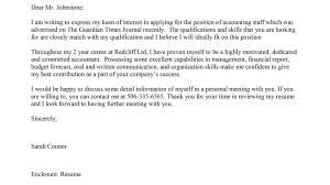 Accounting Internship Cover Letter Unique Ndt Inspector Cover Letter