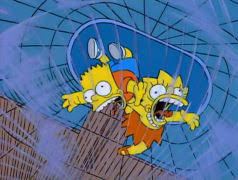 31 Days Of Halloween Simpsons Treehouse Of Horror V U2014 GeekadeSimpson Treehouse Of Horror V