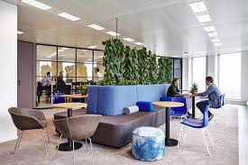 OVG Amsterdam By DDock Interior Pinterest Modern Office Gorgeous Real Estate Office Interior Design