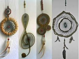 Unusual Dream Catchers Image result for unusual dream catchers sun dreamcatcher 4