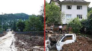 Hasarın boyutu gün ağarınca ortaya çıktı! Rize'deki sel felaketinde  hayatını kaybedenlerin sayısı 4'ye yükseldi - Haberler