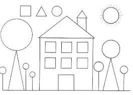 Figure Geometriche Piane Da Colorare Fredrotgans