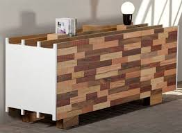 retro wood furniture. kann design recycled scrap wood furniture retro