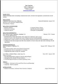 resume example internship sample of good resume for internship  9 best resume images resume ideas sample resume resume example internship