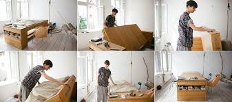 office bed. Twist Your Office Into A Bed