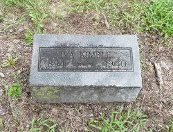 Iva Weaver Kimble (1894-1940) - Find A Grave Memorial