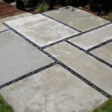 Paver Patio Design Ideas large concrete pavers design ideas pictures remodel and decor