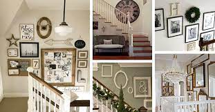 Staircases are often narrow and dark, and because the walls have different angles than the typical wall, they present unique challenges which often lead to people neglecting this space in their home. 28 Best Stairway Decorating Ideas And Designs For 2021