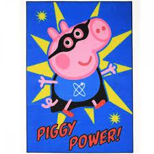 Peppa Pig Bedroom Decor Peppa Pig Little Brother George Rug Great Kids Bedrooms The