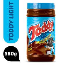 Achocolatado Light Toddy Pote 380g
