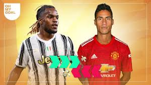 Varane has chosen his new club, Renato Sanches close to Juve move | Let's  Talk Transfers - YouTube