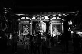 Japan white black monochrome street night road Leica Tokyo Jp Asakusa bw  photograph darkness crowd summilux