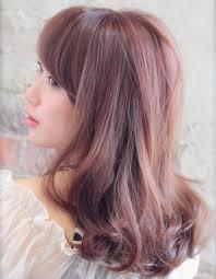 髪をピンクに2018夏グラデツートーンエクステ今年こそ