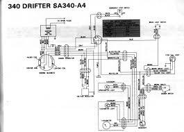 saxon diagram schematic all about repair and wiring collections saxon diagram schematic 1999 kawasaki drifter wiring diagram 1999 home wiring diagrams sa340a4 1999 kawasaki
