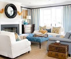 Eclectic Rustic Decor Decorations Beach House Cottage Decorating Idea With Bamboo