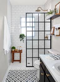 Grey and white bathroom transformation. Before And After Small Bathroom Remodels That Showcase Stylish Budget Friendly Ideas Better Homes Gardens