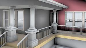 Revit Architecture Designing A House
