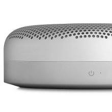 bang and olufsen a1. beoplay, portable audio, bluetooth, speaker, portable, durable, on the go bang and olufsen a1