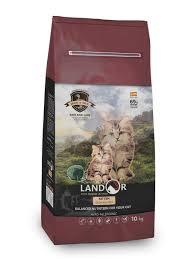 <b>Сухие корма</b> для кошек <b>Landor</b> - отзывы, рейтинг и оценки ...