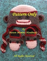 Ravelry: Classic Sock Monkey Booties pattern by Gabriela Mullen