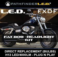 Led Kit For Harley Fat Bob Plug N Play Fxdf