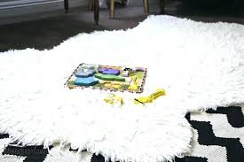 faux sheepskin rug nursery a home ideas inside decor app grey 5 x 6 baby best rugs for baby nursery sheepskin