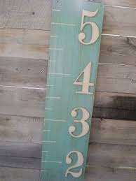 Growth Chart Hobby Lobby Growth Chart These Look Easy Enough To Make Use