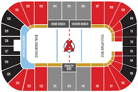 New Jersey Devils Seating