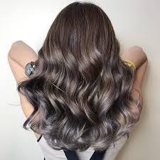 ألوان صبغات شعر رمادي بدرجات مختلفة موضة هذا الموسم مجلة هي