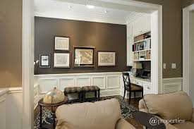 office wainscoting ideas. 5 tags traditional home office with interior wallpaper aaron upholstered chair wainscoting carpet hardwood ideas