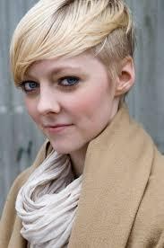 short shaved haircut women hairstyles for thin hair