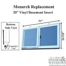 basement window glass replacement monarch c vinyl basement window insert dual pane glass basement window glass block replacement