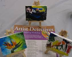 joann depolo will be at these cuyahoga county public library branches conducting miniature painting works