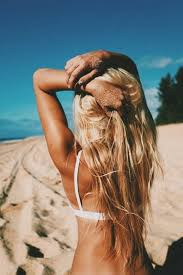 Image result for beach tumblr girl