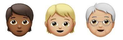Resultado de imagen para emojis neutros iphone