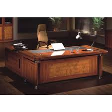 luxury office desk. Luxury Office Desk In Stylish Medium Oak DES-1861-1.8