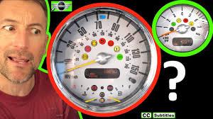 Mini Cooper Dashboard Lights Stay On Mini Dashboard Lights Meaning Mini R50 R53 First Generation 2000 2006