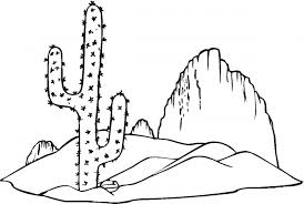Small Picture Desert Coloring Pages Camel In Desert Coloring Page Free Camel