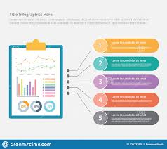 Business Finance Or Financial Report Infographic Template