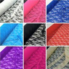 Stretch <b>Lace Fabric</b> for sale | eBay