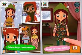 toca tailor fairy tales cute and creative dress up game by toca boca