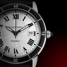 men s watches ronde de cartier