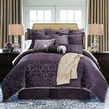 anastasia bedding set purple comforter sets bed bath beyond worth trying inside purple queen comforter sets