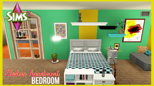 Sims 3 Bedroom Decor The Sims 3 Electric Apartment 20 Bedroom Youtube
