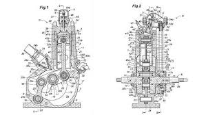 2018 honda 250 2 stroke. wonderful stroke uncovered by eagleeyed patent hawks at morebikes the new describes  a twostroke engine with fuel injection system mounted on back of  for 2018 honda 250 2 stroke