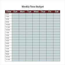 Weekly Monthly Budget Template Bi Weekly Monthly Budget Spreadsheet Weekly And Monthly Budget