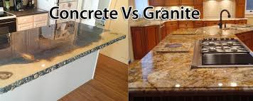 concrete countertops tulsa magnificent on countertop within best comparing to granite with slate 11