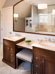 amazing 72 glympton vessel sink double vanity with makeup area white intended for double sink vanity with makeup area